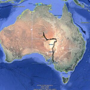 Alice Springs to Adelaide 4WD Tour Tag Along