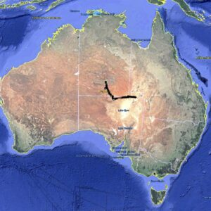 Alice Springs to Birdsville 4WD Tag Along Tour