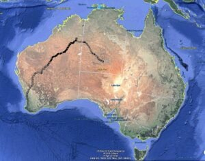 Canning Stock Route - Perth to Alice Springs