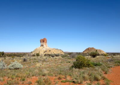 Chambers Pillar is a 'must-do' place - Northern Territory