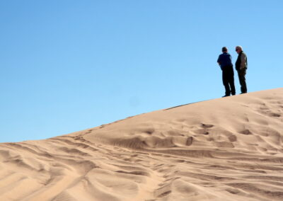 On Top - Simpson Desert French Line