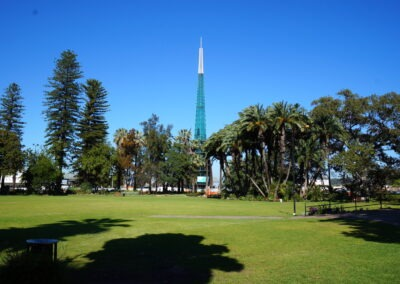 Perth, Bell Tower