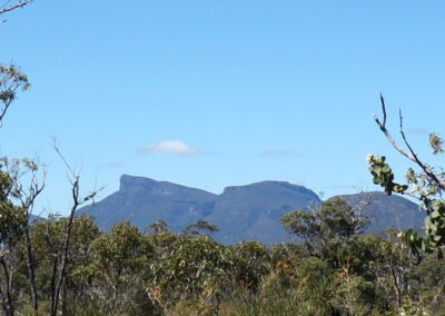 Bluff Knoll - Stirling Range in the Albany Region -1,099 metres above sea level